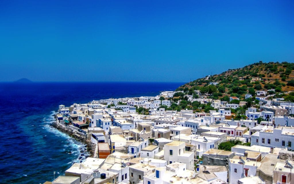 Nisyros, Grecja