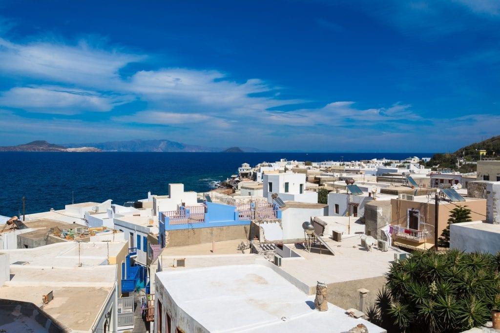 Nisyros,Grecja