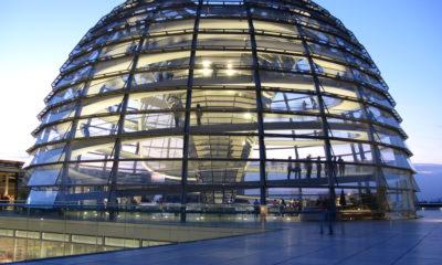 Reichstag w Berlinie, Niemcy