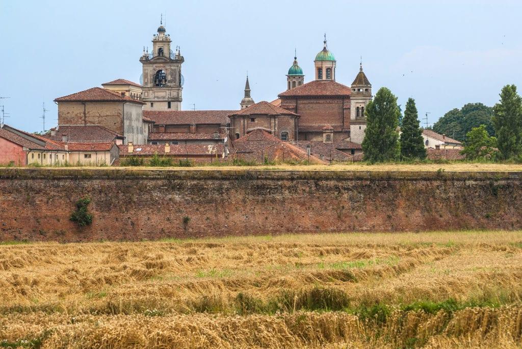 Sabbioneta, Włochy