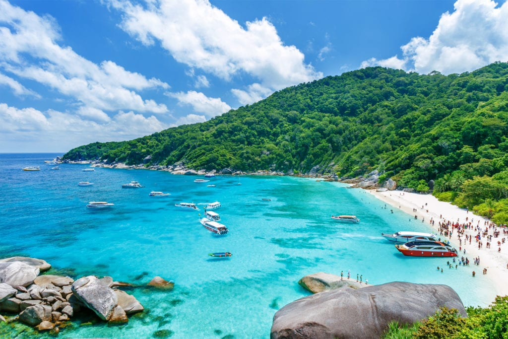 Similinay, Tajlandia