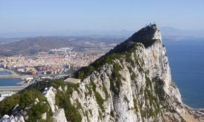 Skała Gibraltarska, fot. Gibraltar