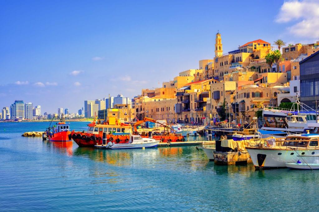 Tel Awiw Jafa, Izrael