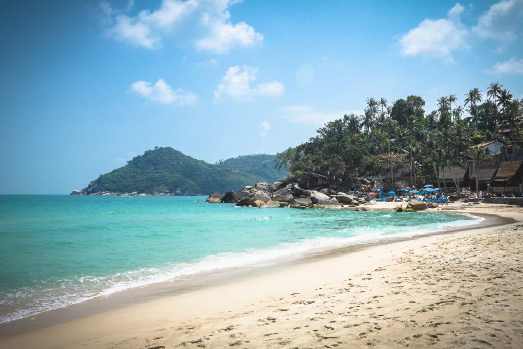 Thong Nai Pan Noi Beach, Tajlandia