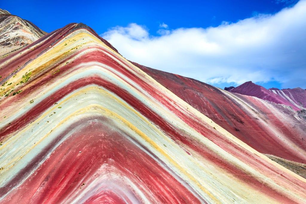 Vinicunca, Góry Tęczowe, Peru