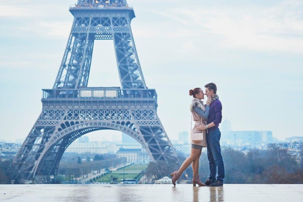 Wieża Eiffela, Paryż