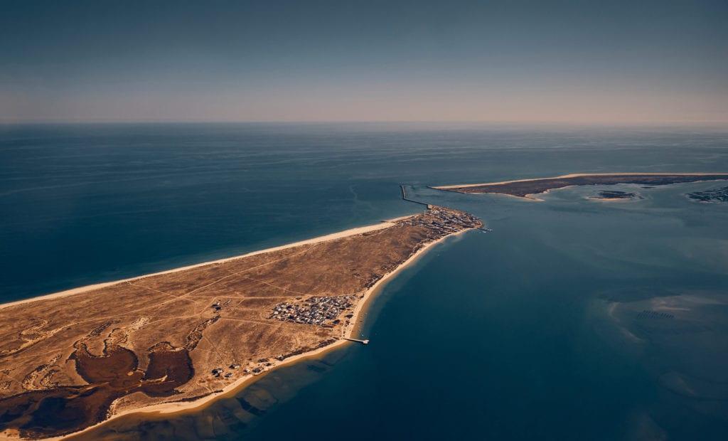Wyspa Culatra i Cavalos, Algarve