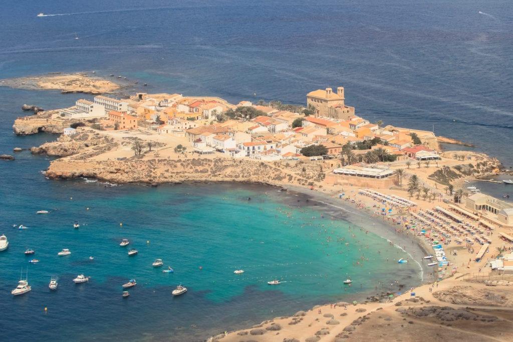 Wyspa Tabarca, Alicante