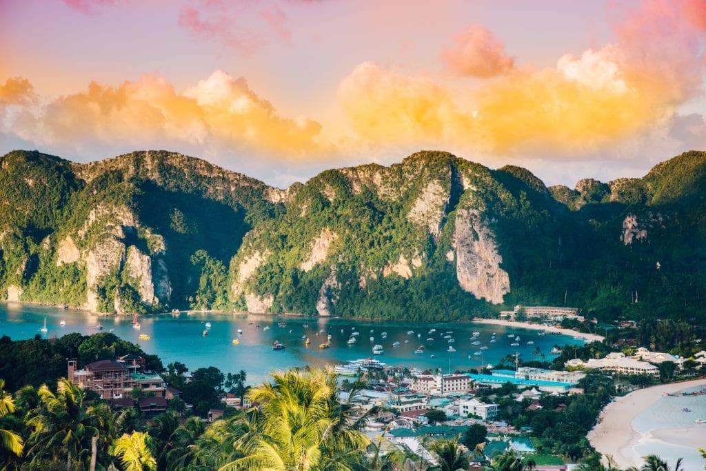 Ko Phi Phi, Tajlandia