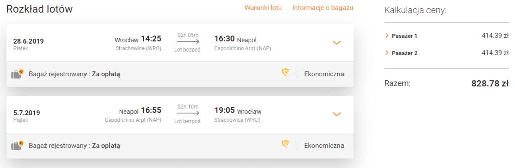 Tanie loty na flipo.pl