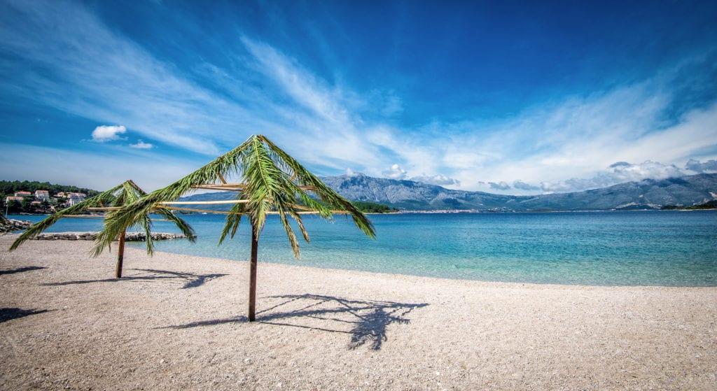 Bilin Zal, wyspa Korčula, Chorwacja