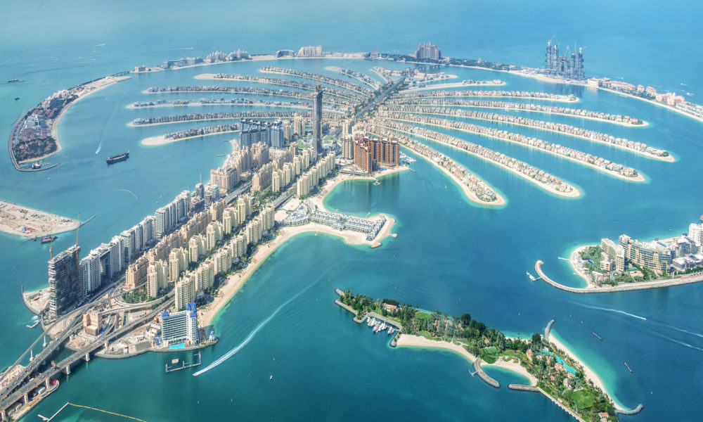Dubai Palm, ZEA