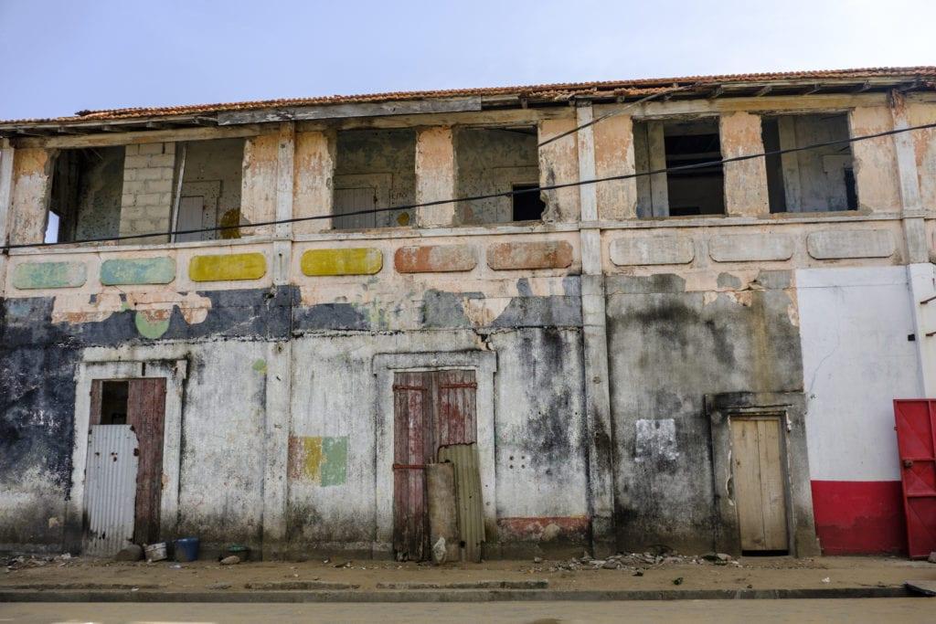 Kolonialne budynki Grand Bassam, Wybrzeże Kości Słoniowej