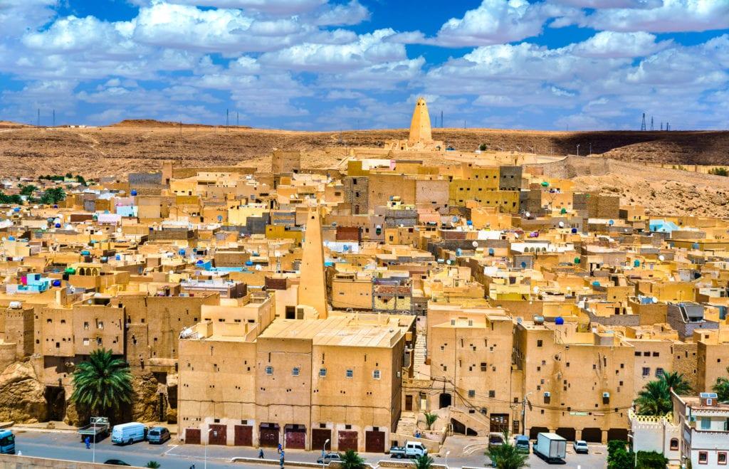 Mzab w sercu Sahary, Algieria