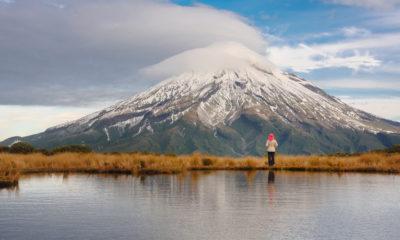 Park Narodowy Egmont, Nowa Zelandia