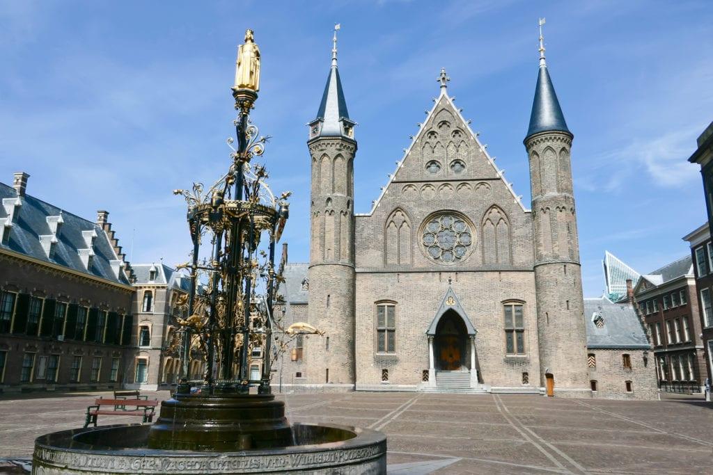 Ridderzaal, Sala Rycerska, Haga