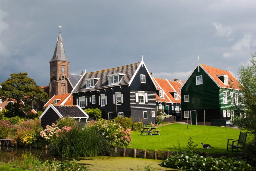 Wyspa Marken, Holandia