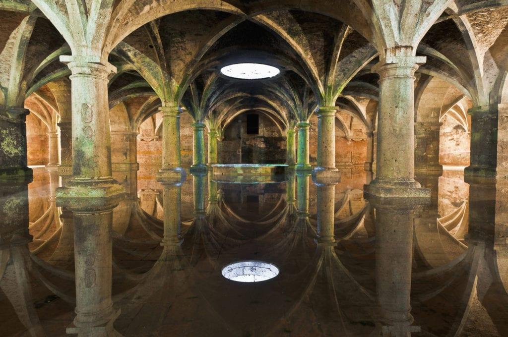 Zbiornik na wodę w Mazagan,  Maroko