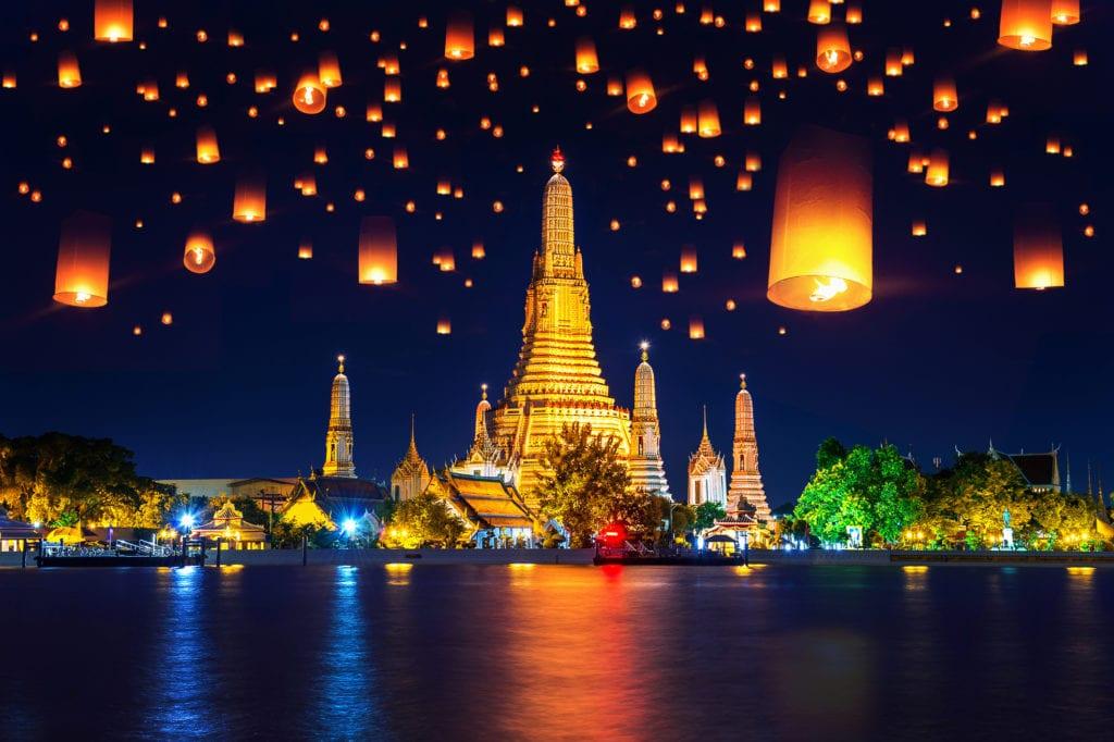 Świątynia Wat Arun, Bangkok