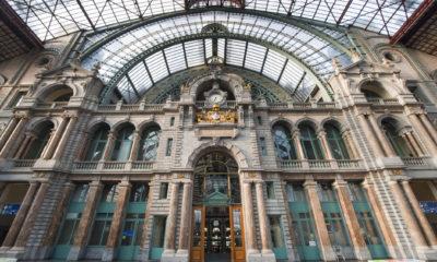 Antwerpia Centralna, Belgia