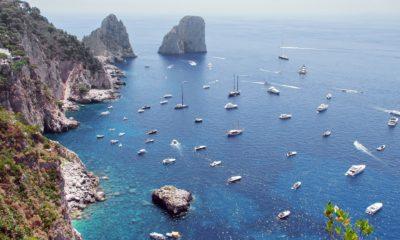 Capri, włoska wyspa