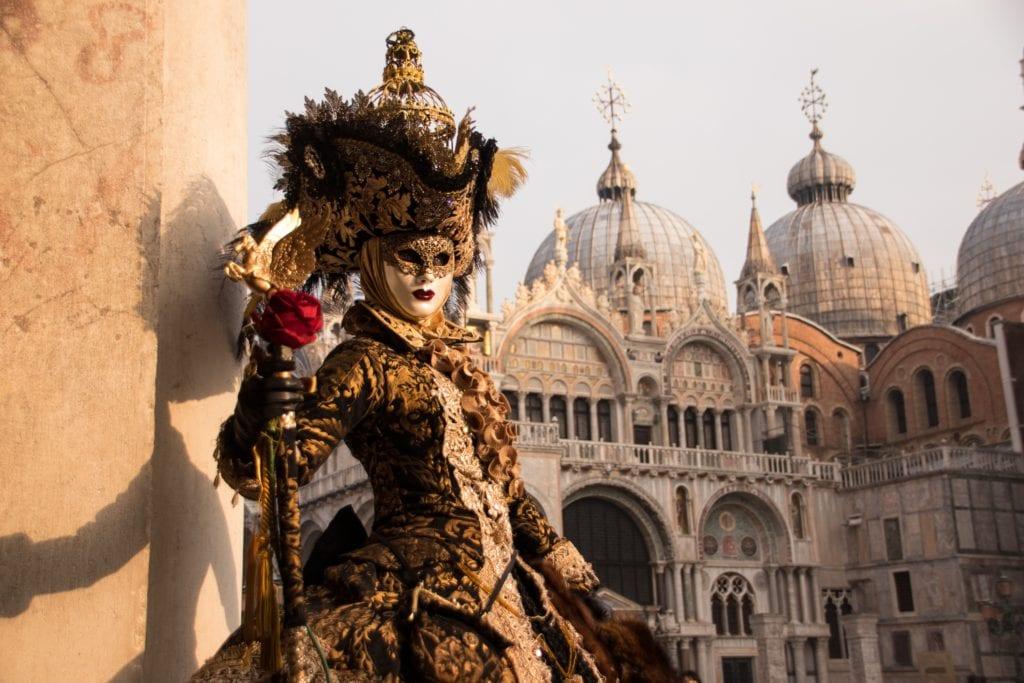 Karnawał w Wenecji,