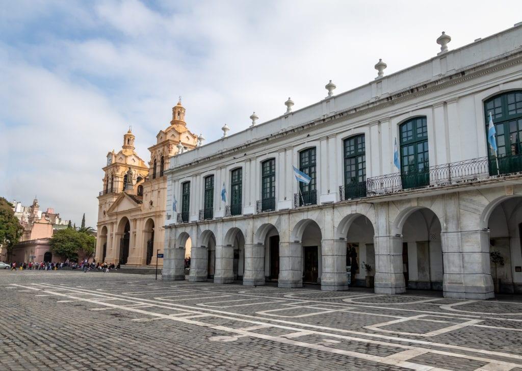 Katedra w Córdobie, Argentyna