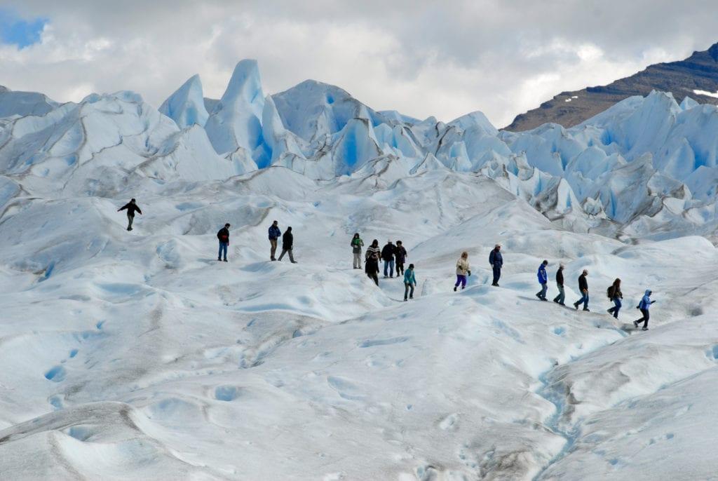 Lodowiec Perito Moreno,trekking patagonia argentyna