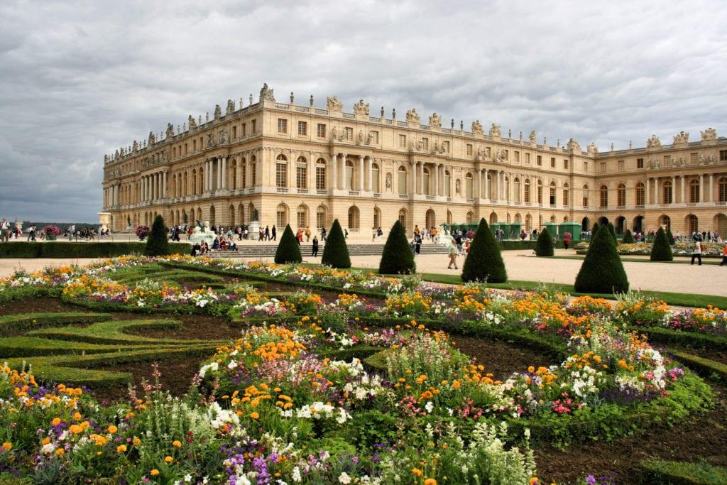 Pałac w Wersalu, Francja UNESCO