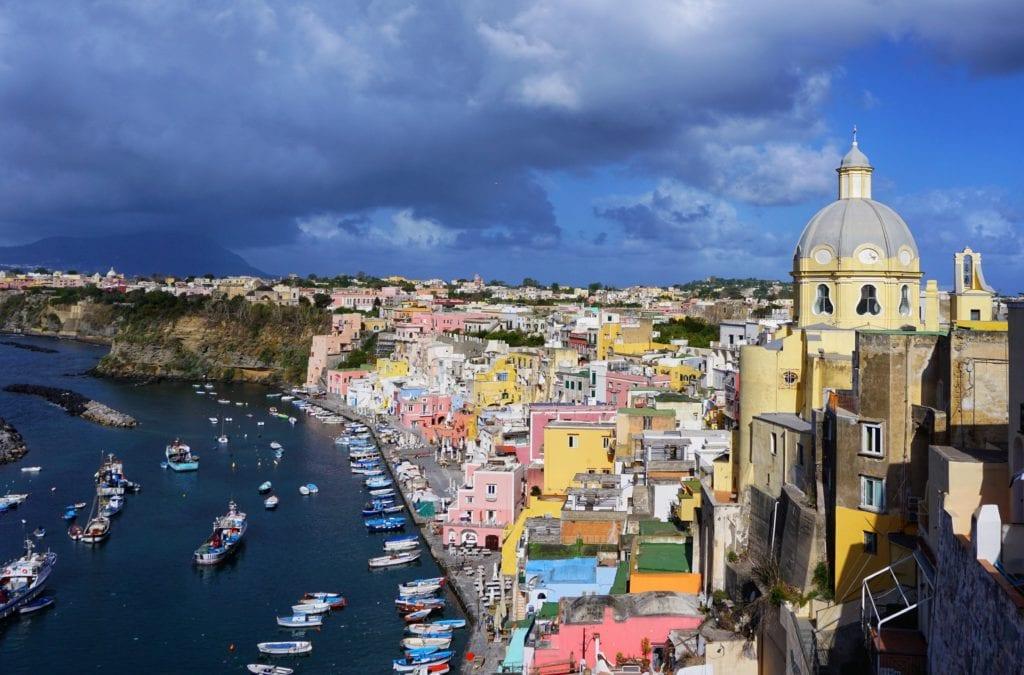 Procida, włoska wyspa