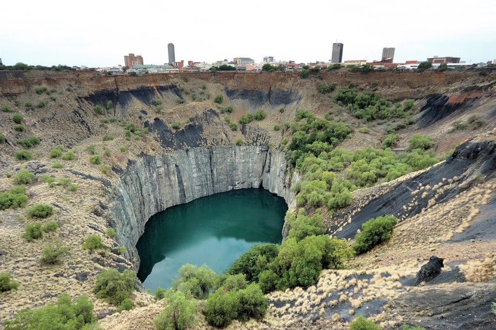 Wielka Dziura w RPA, Big Hole