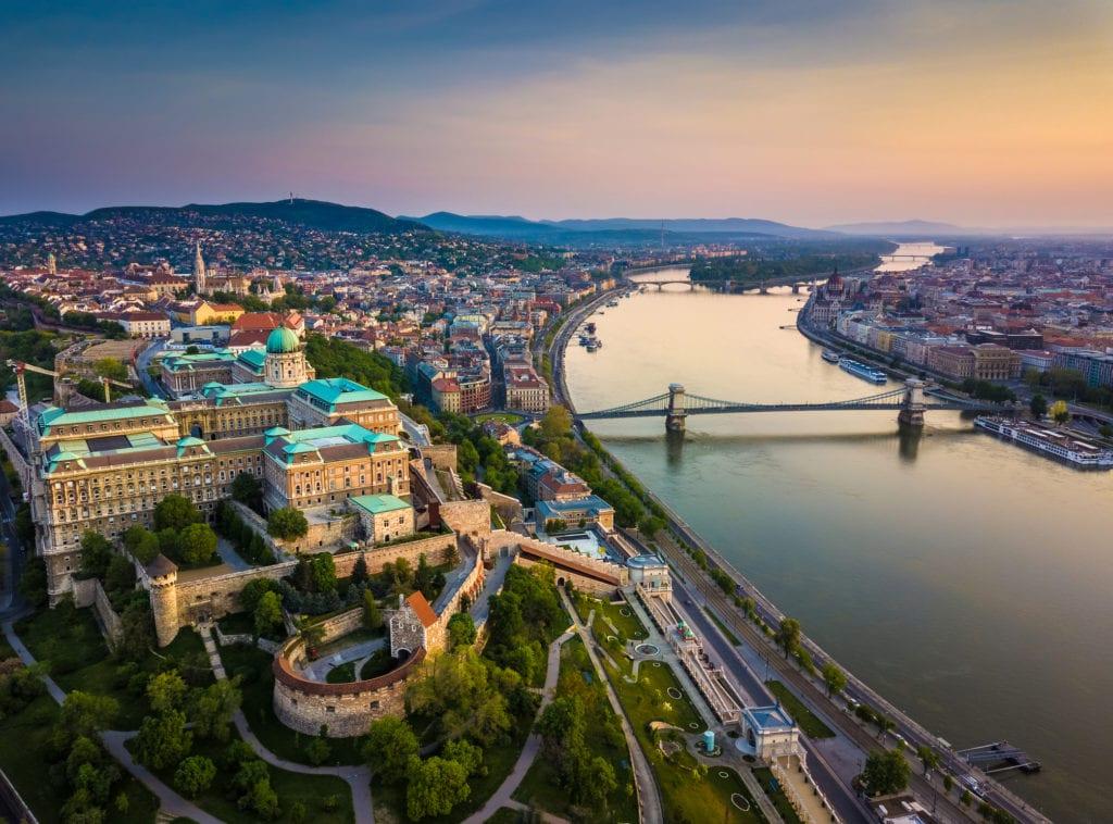 Zamek Królewski, Budapeszt
