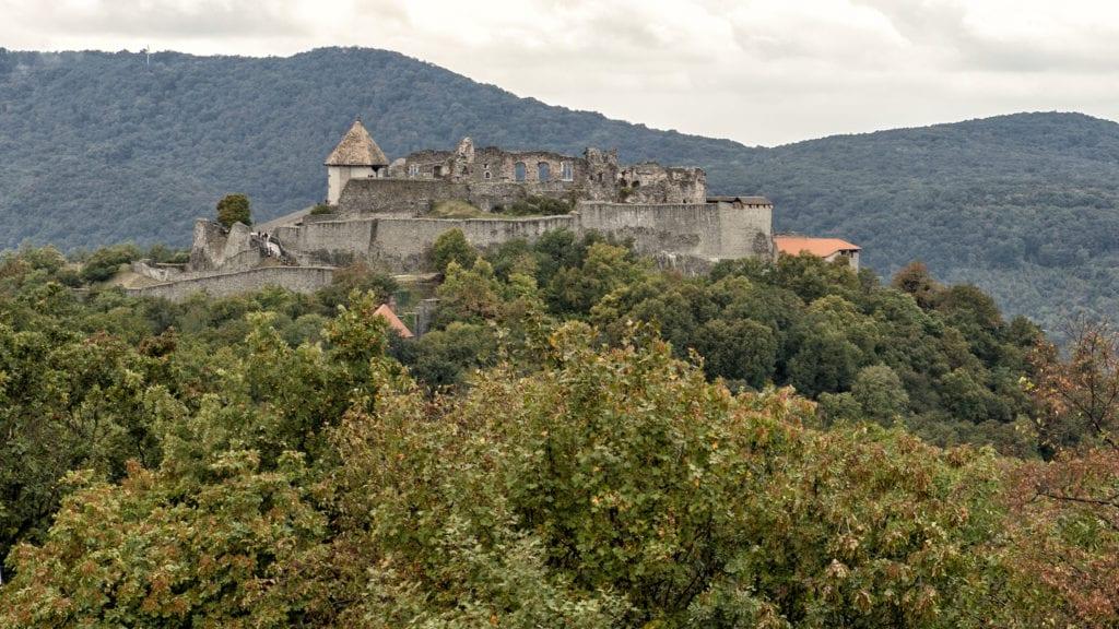 Zamek w Wyszehradzie, Węgry