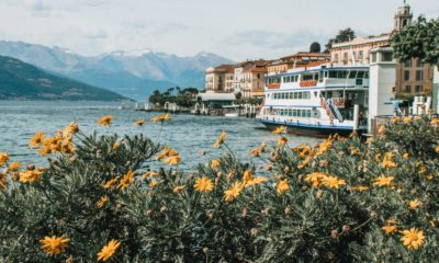 Bellagio nad jeziorem Como
