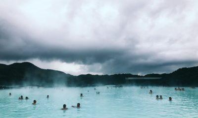 Blue Lagoon na Islandii