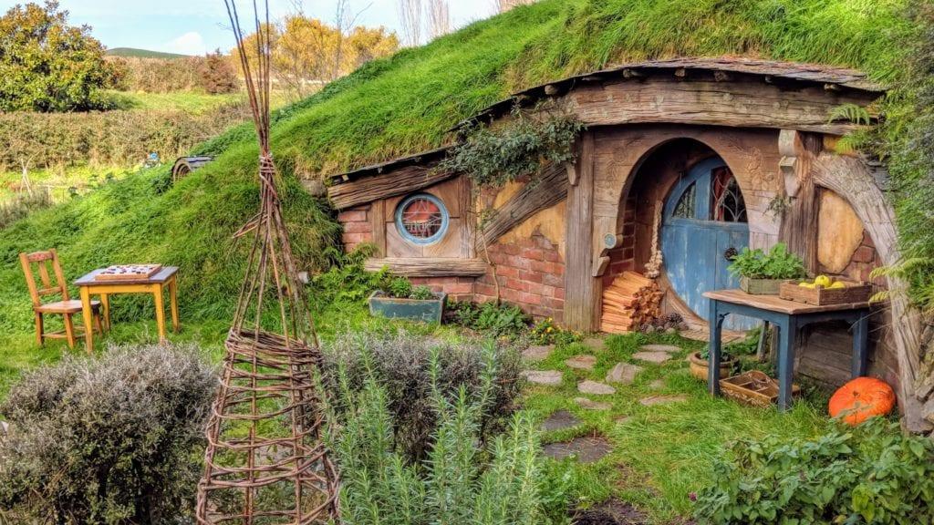 Matamata - wioska hobbitów, Nowa Zelandia