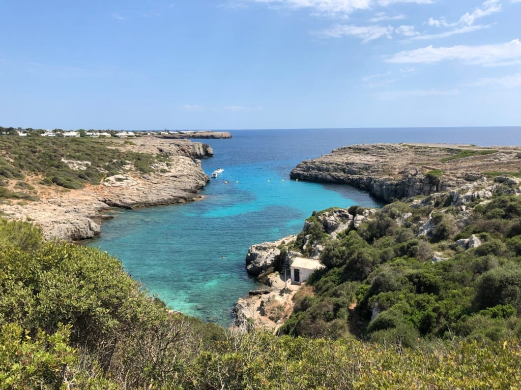 Minorka, Baleary