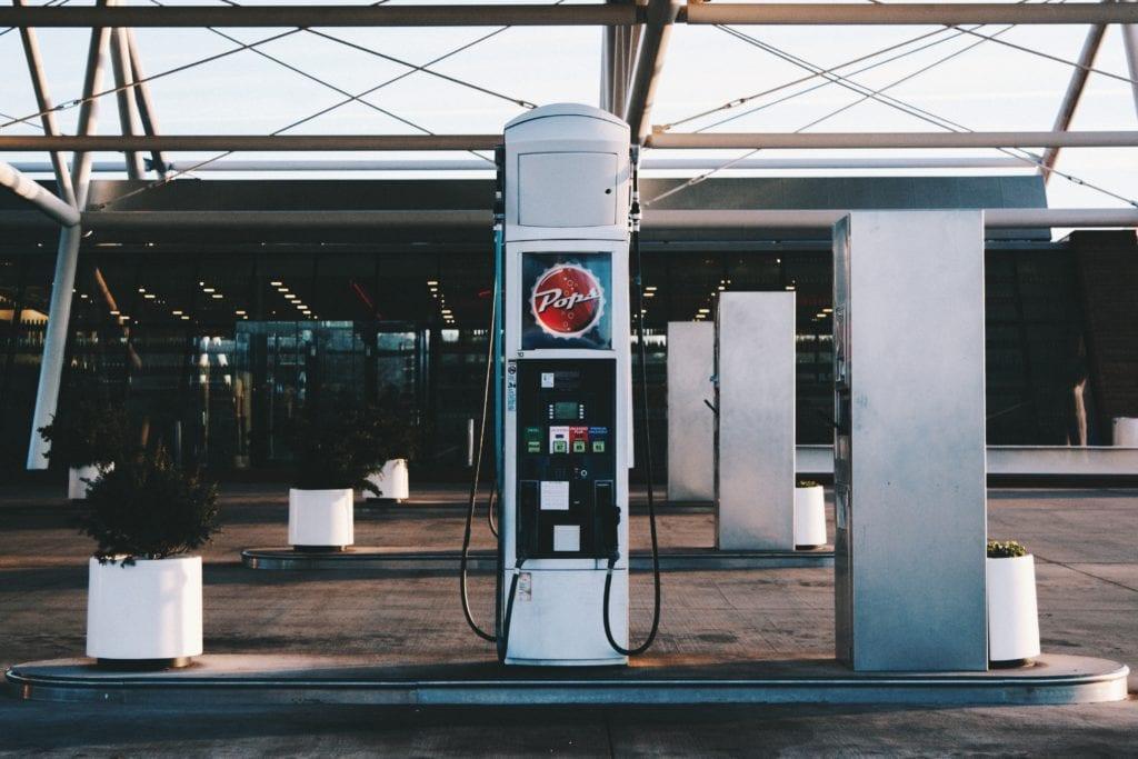 Przed podróżą warto sprawdzić sieć stacji benzynwych w kraju do którego się wybieramy,