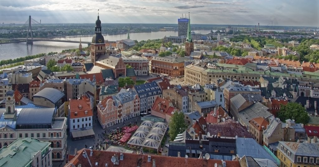 Ryga,Łotwa