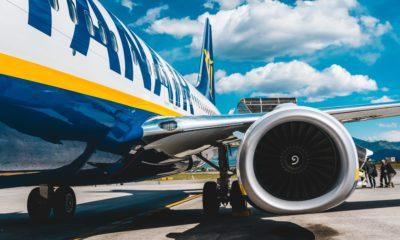 Samolot Ryanair,