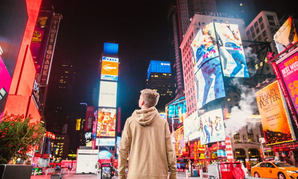 Times Square, Nowy Jork, USA