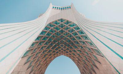 Wieża Azadi, Teheran Iran