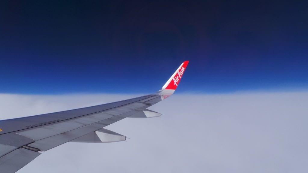 Bilety Air Asia możesz zarezerować na Flipo.pl
