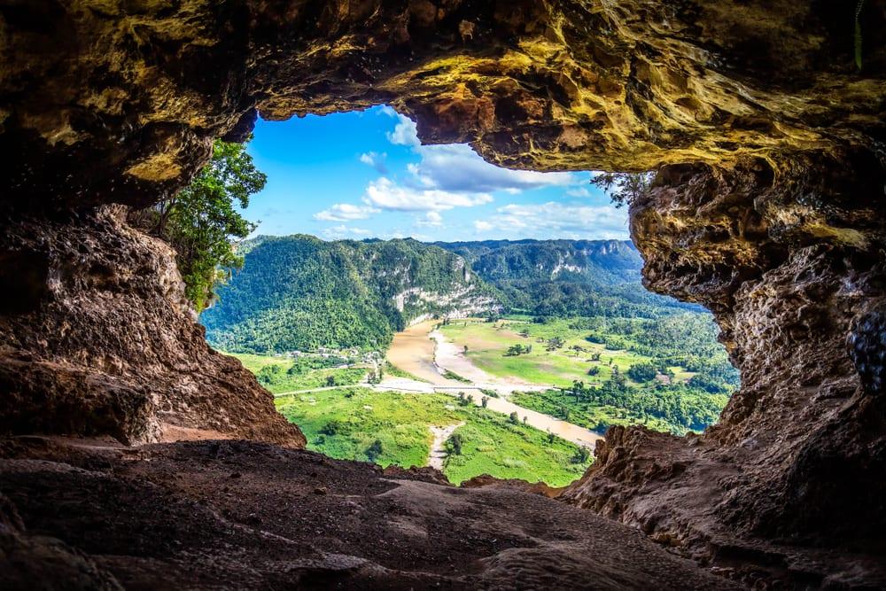 Jaskinia Ventana karaiby