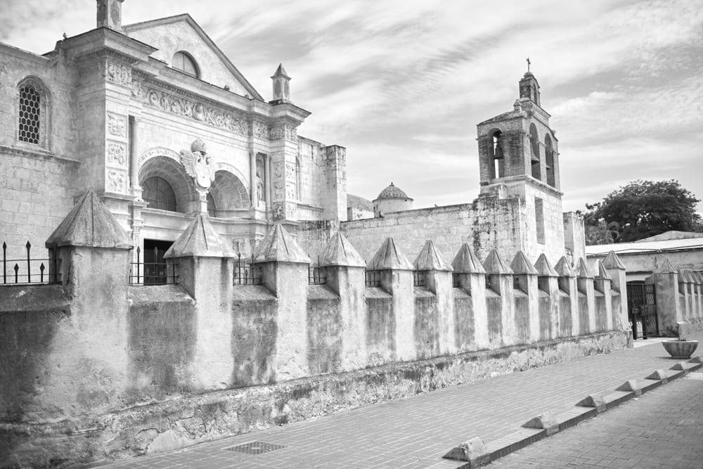 Katedra Santa María la Menor, karaiby