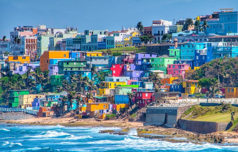San Juan w Portoryko, karaiby