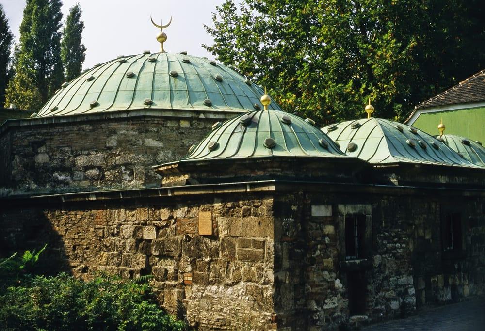 Termy Király - tureckie łaźnie, łaxnie w Budapeszcie