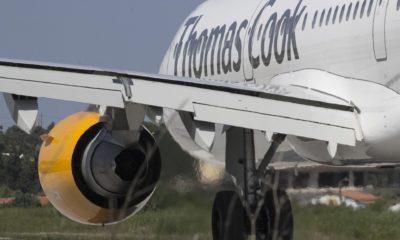 Thomas Cook, samolot biura podróży