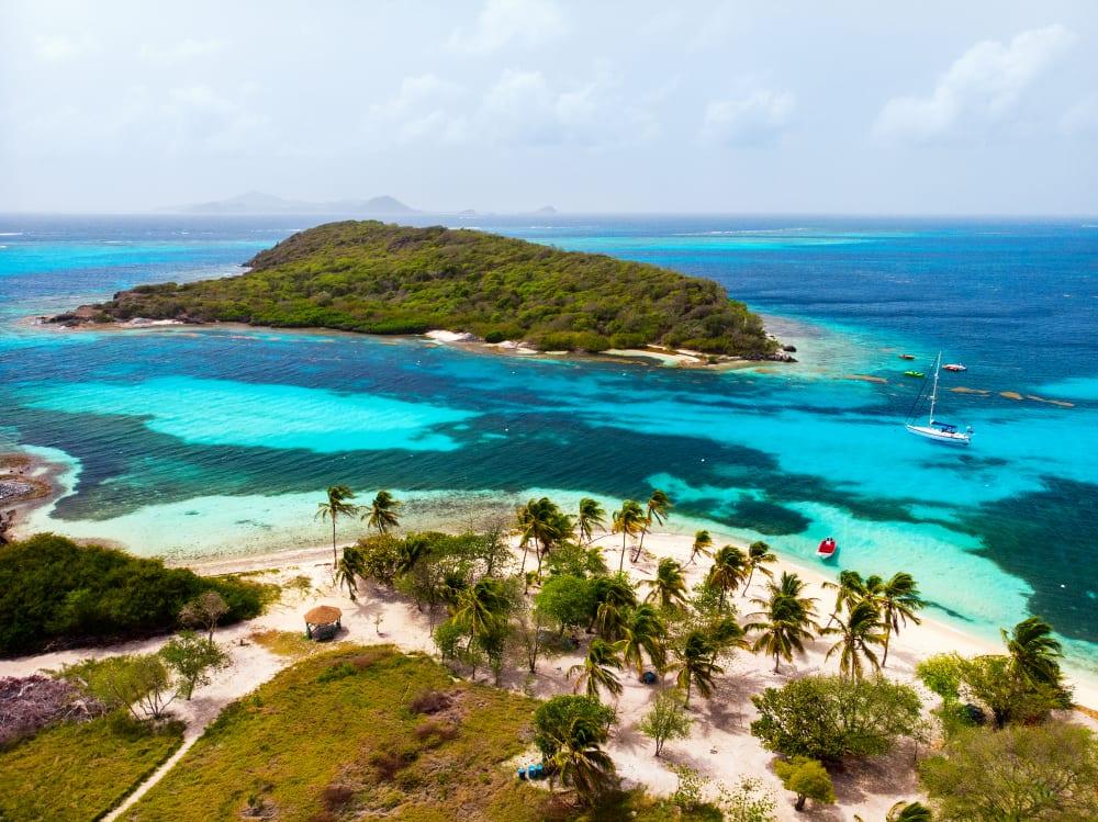 Tobago Cays, fot. BlueOrange Studio Shutterstock