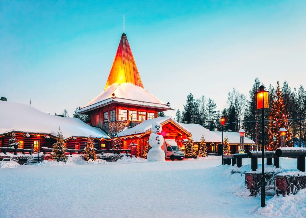 Wioska świętego Mikołaja, Rovaniemi